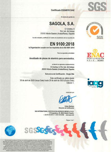 Documento ISO 9001