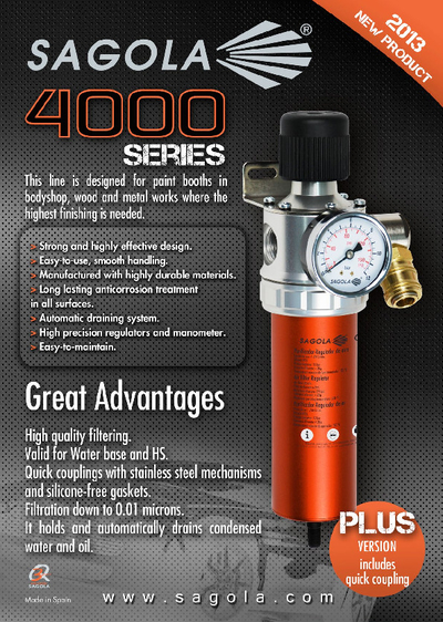 4000 Series Filters