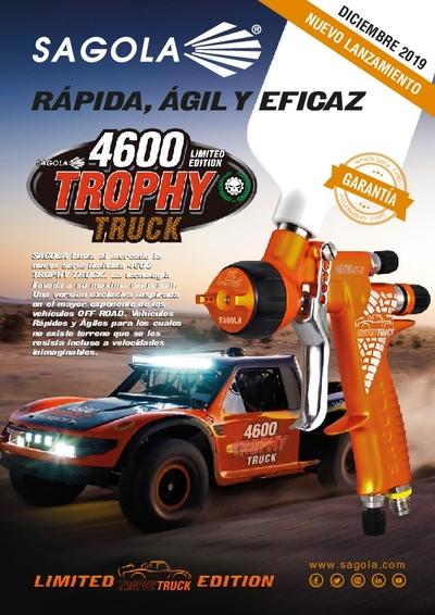 4600 Trophy Truck - Edición Limitada