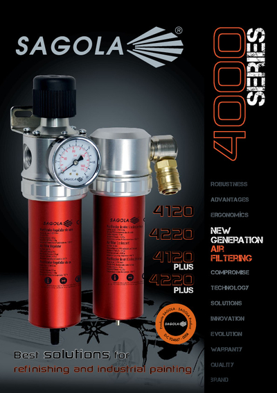 Air Treatment Information Sheet 4000 Series