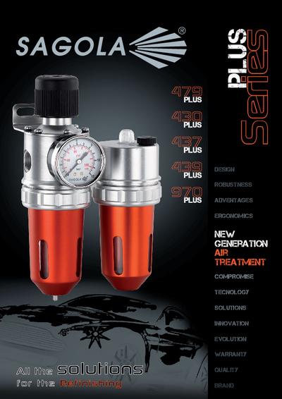 Air Treatment Information Sheet Plus Series
