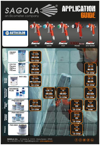 Application Guide Nexa Autocolor