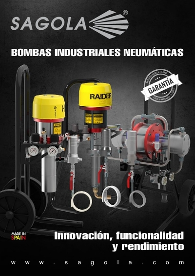 Argumentario Bombas Industriales