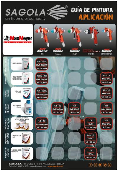 Guía aplicación MaxMeyer