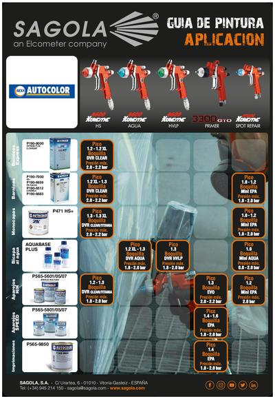 Guía aplicación Nexa Autocolor