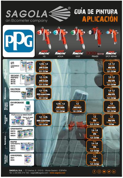 Guía aplicación PPG