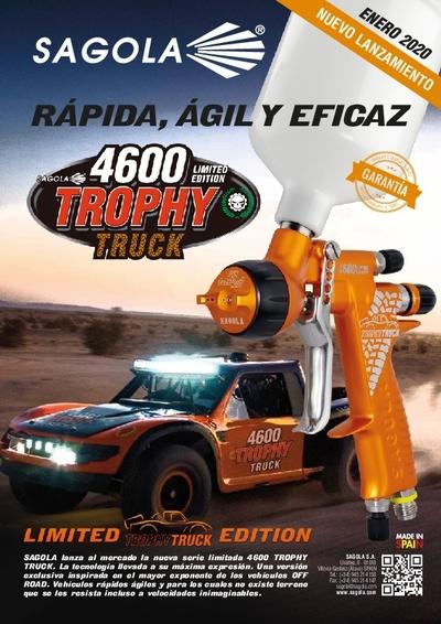 Lanzamiento 4600 Trophy Truck