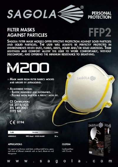 M200 Mask