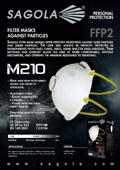 M210 Mask
