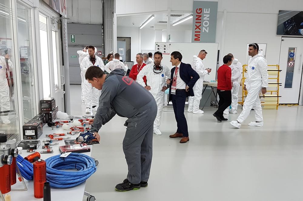 Sagola invitada a participar en la convención anual de importadores de Cromax