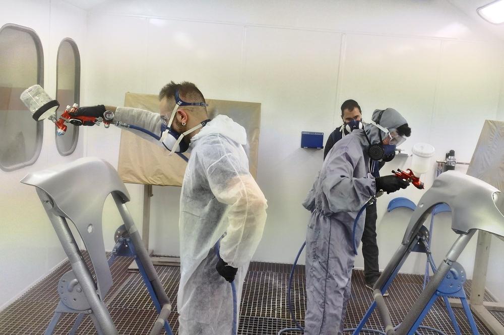 Sagola in Catskills and Andalucia Skills 2018