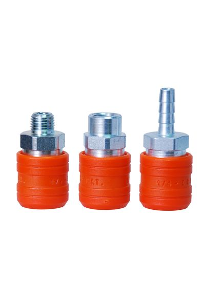Quick Coupling US-Mil T2 Steel and Composite