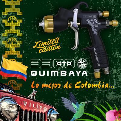 Nueva 3300GTO QUIMBAYA, inspirada en Colombia