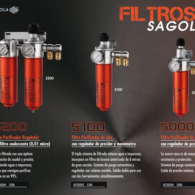 SAGOLA sigue reforzando su compromiso con el filtrado del aire comprimido en cabina
