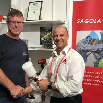 Sagola at Autocare 2018