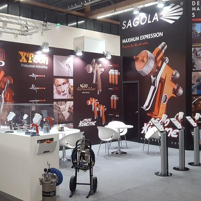 Sagola in Automechanika Frankfurt 2018