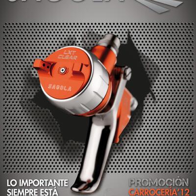 Lanzamiento del nuevo Folleto Carrocería 2012