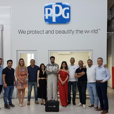 Training in PPG Turkey