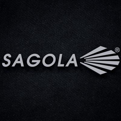 Small change in Sagola logo