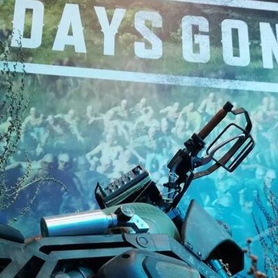 Moto Days Gone