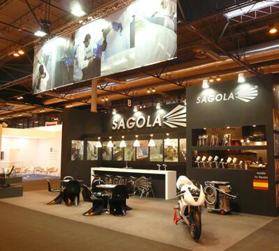 SAGOLA presenta su gama de carrocería en las ferias de MOTORTEC y EXPO CESVI (México)