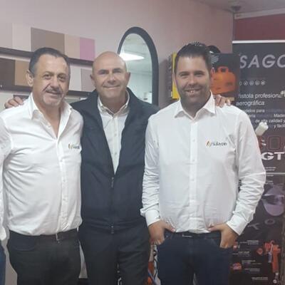 Sagola sigue apoyando a sus distribuidores en sus ferias
