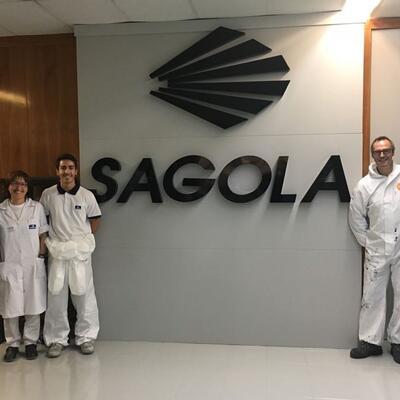 Visita de Roberlo (Jornadas técnicas Industria)